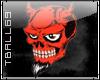 Devil Head Sticker