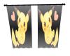 Pikachu Curtains