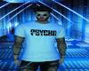 B~ Psycho Tee M