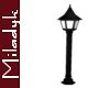 MLK Lamp Post