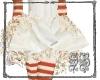 SB Ivory and Net Skirt