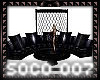 Club Caged Dance Couch