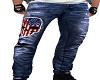 American Skull Jeans