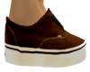 Brown Van Sneakers