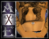 X AXE Belly Piercing