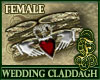 Wedding Claddagh Ruby