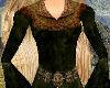 Eowyn Green Gown
