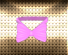 Easter Pink Bunny Bow