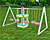Kids Scaler Swing Set