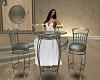 ballroom table&chairs