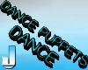3D DANCE PUPPETS aqua