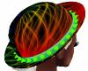 Rave Bowler Hat
