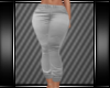 [L] GREY CASUAL JEANS