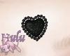 MEW black heart bindi