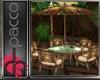 Africa patio set