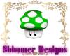 1 Up Mushroom