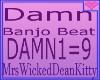 Damn Banjo Beat