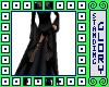 Goth Lolita Dress (Blk)