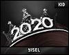 Y. 2020 Crown Black KID