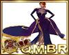 QMBR Verona Gown Purple