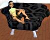 PantherPrint Cuddle Seat