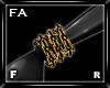 (FA)WristChainsOLFR Gold