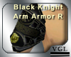 BK Arm Armor Right