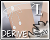 *S Derive Bow Bracelet L