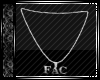 FAC Necklace Silver