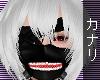 xK: TG [F] Kaneki Hair 1