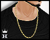 ! H. Gold Necklace