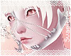 Mandible Headress |White