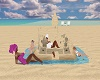 Animated Sand Castle 4P
