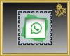WhatsApp Stamp