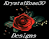 Rose Sticker