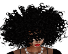 TEF CURLY BLACK AFRO