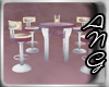 !A! Rose Club Table