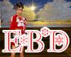 EBD~ Cute Snowy Skirt
