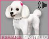 [FC] Poodle Pink Bows P