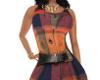 ADINA MINI DRESS  (RL)