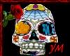 *Y* cempazuchitl skull 5