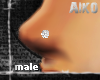[Aiko] Nose Ring Left M