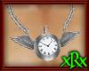 Steampunk Watch Silver