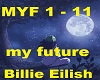 Billie Eilish- my future
