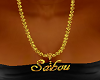 Sabou's Gold Chain
