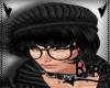 ++paris hat+hair+