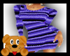 !A! Sweater Dress Blue