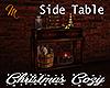 [M] Christmas Side Table