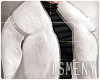 [Is] Fur Coat White