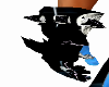 (L) yinyang drgon glove